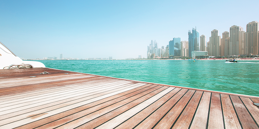 Dubai Yacht Rental Calendar