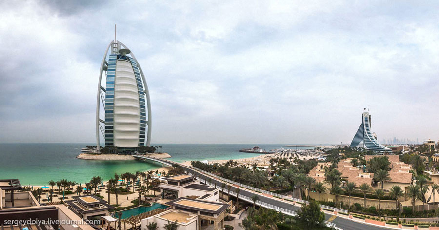 Burj Al Arab Cruise