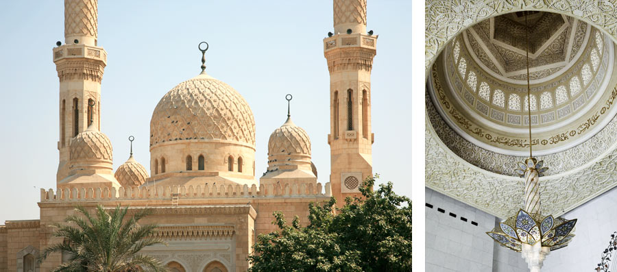 Classical religious architecture of the Middle East
