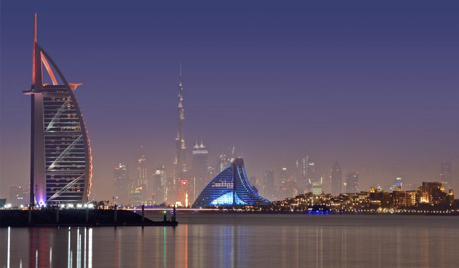 Dubai Dream View
