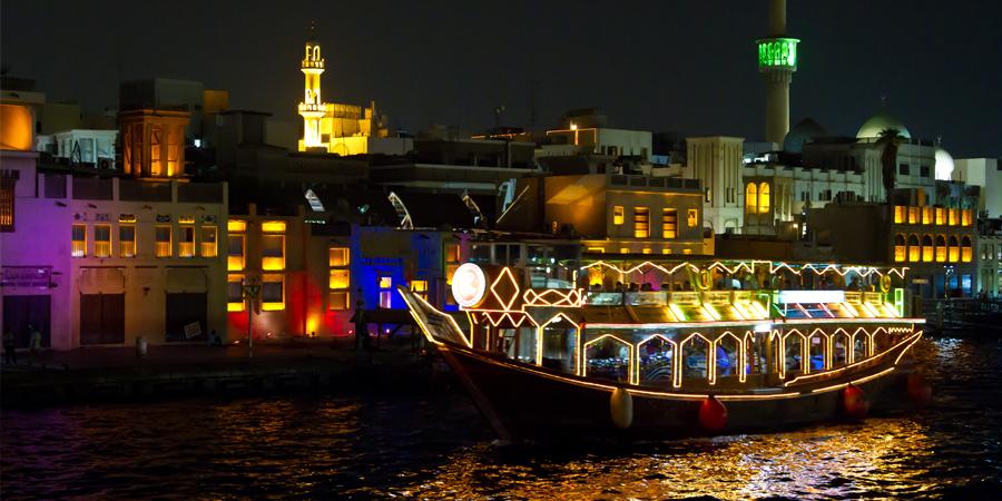 Charter Traditions in Dubai