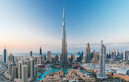 Magnificent Dubai