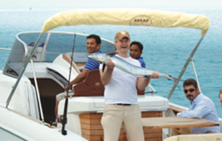 Dubai Deep Sea Fishing Trips
