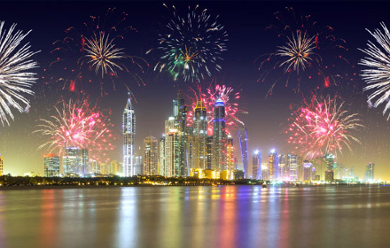 NEW YEAR TRADITIONS IN DUBAI
