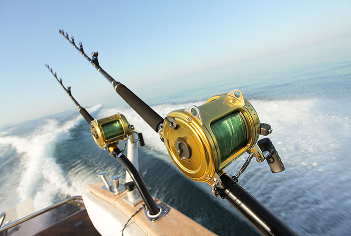 Luxury Sea Boats Charter LLC - Fishing Equipment Image