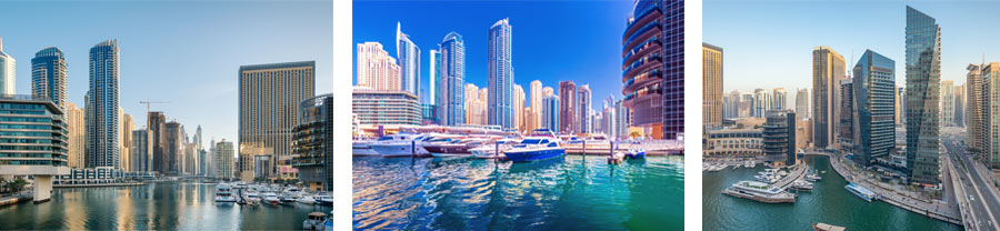 Dubai Marina Photos
